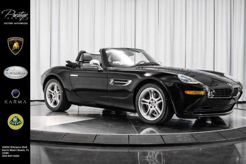 BMW Z8 2000 $219950.00 incacar.com