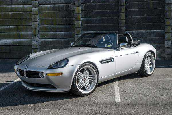 BMW Z8 2001 $206985.00 incacar.com
