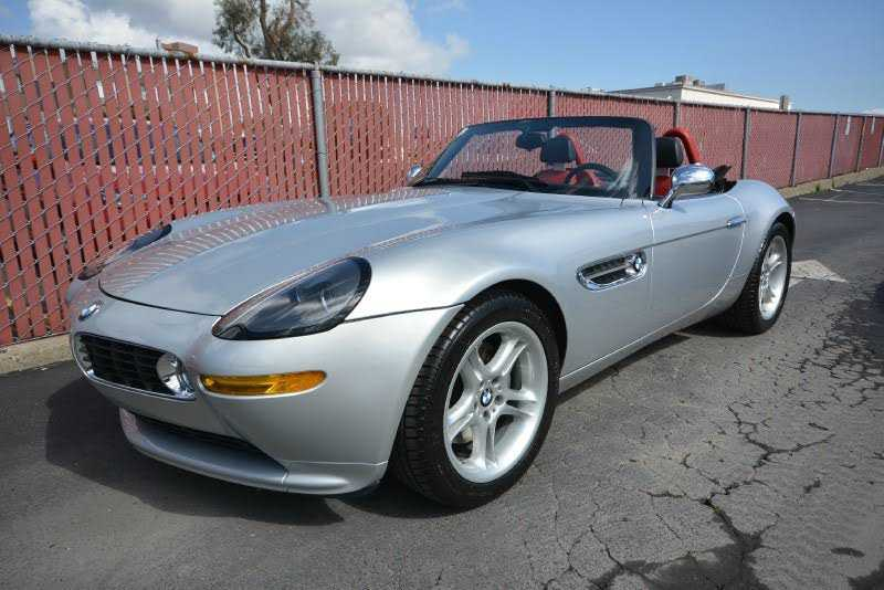 BMW Z8 2001 $129990.00 incacar.com
