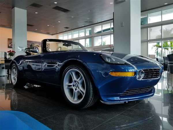 BMW Z8 2002 $154950.00 incacar.com