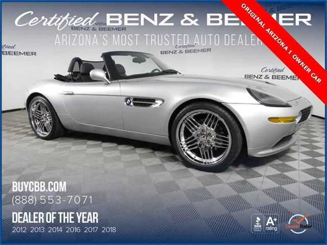 BMW Z8 2003 $250000.00 incacar.com