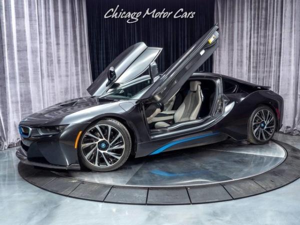 BMW i8 2014 $74800.00 incacar.com