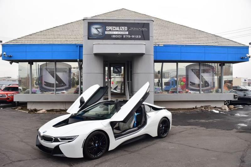 BMW i8 2015 $85786.00 incacar.com