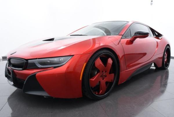 BMW i8 2015 $68900.00 incacar.com