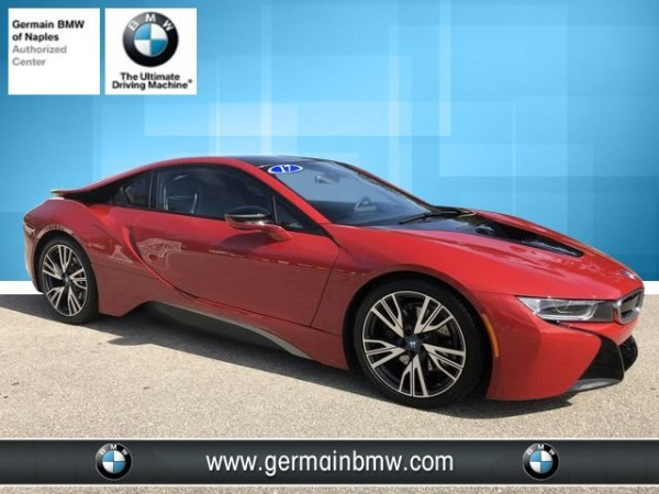 BMW i8 2017 $106995.00 incacar.com