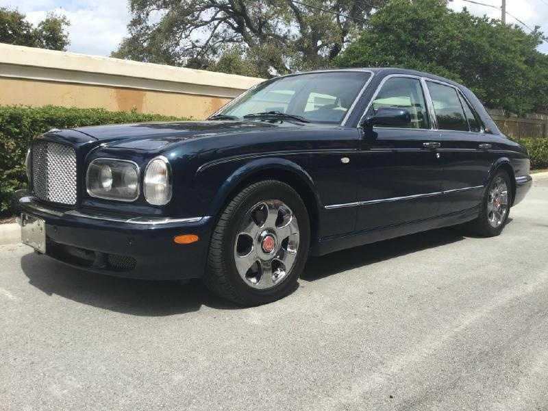 Bentley Arnage 2001 $29995.00 incacar.com