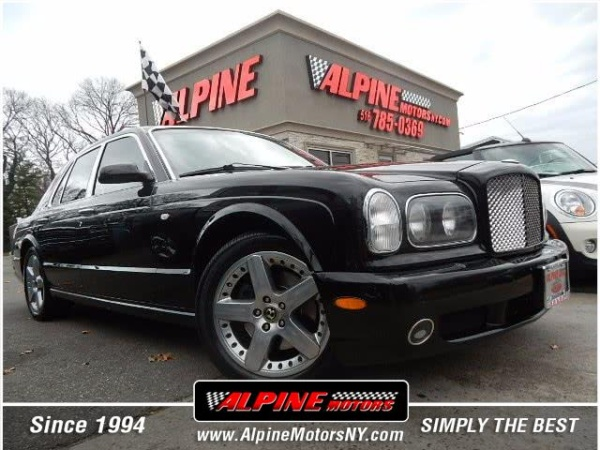 Bentley Arnage 2003 $41995.00 incacar.com
