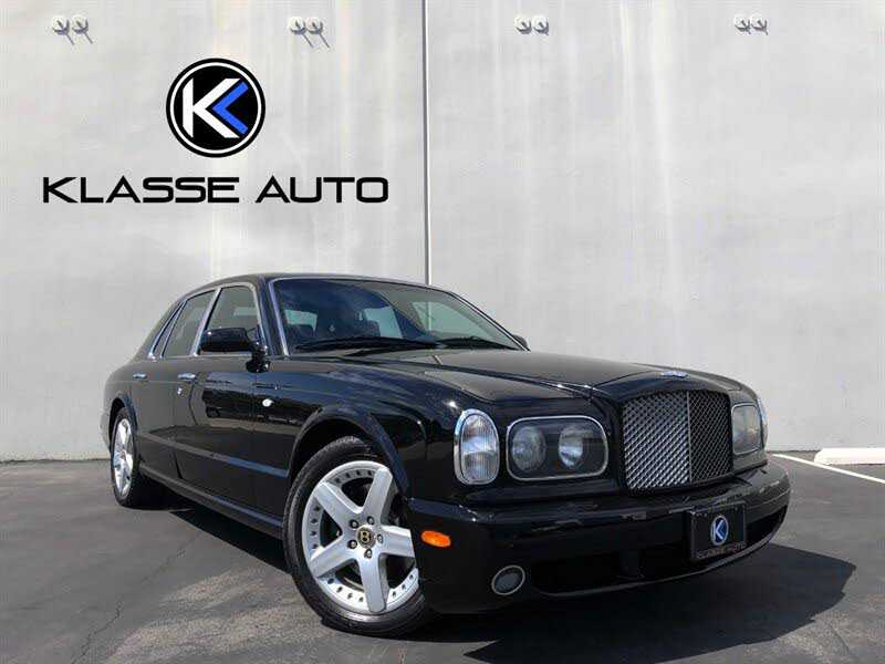 Bentley Arnage 2003 $42800.00 incacar.com