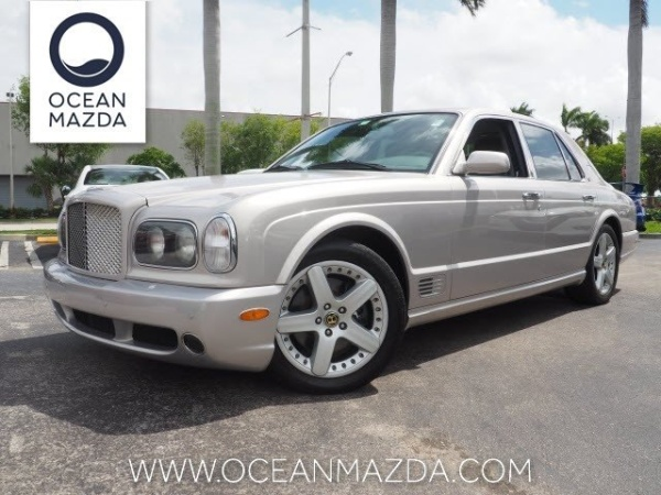 Bentley Arnage 2004 $42995.00 incacar.com