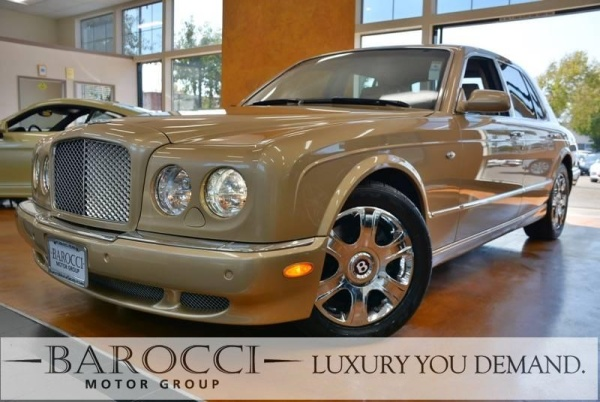 Bentley Arnage 2005 $43988.00 incacar.com