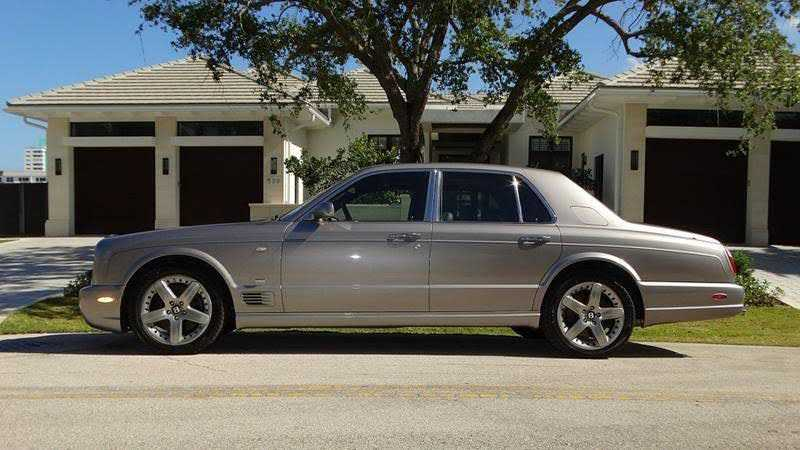 Bentley Arnage 2005 $48500.00 incacar.com