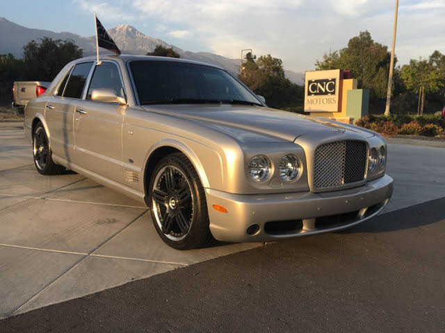 Bentley Arnage 2005 $65999.00 incacar.com