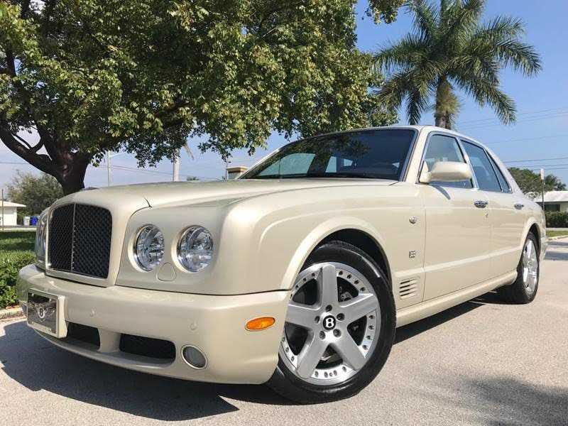 Bentley Arnage 2007 $58850.00 incacar.com