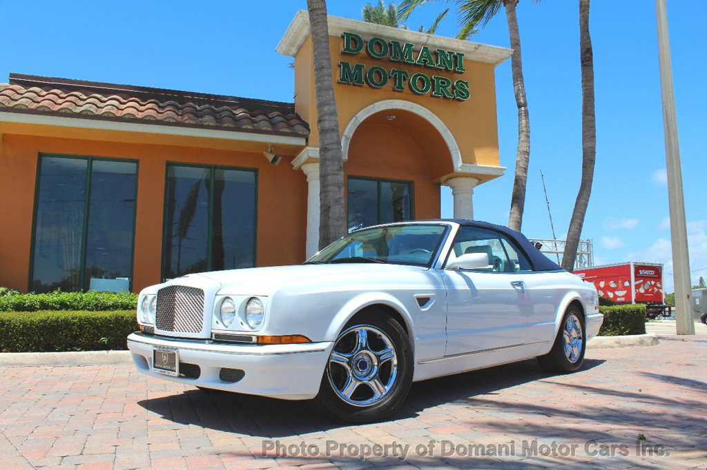Bentley Azure 1999 $84900.00 incacar.com