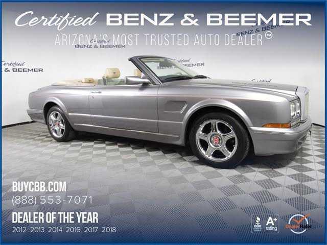 Bentley Azure 2000 $65000.00 incacar.com