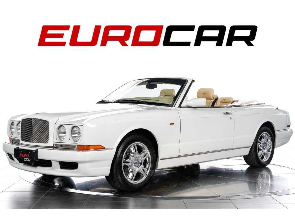 Bentley Azure 2001 $68900.00 incacar.com
