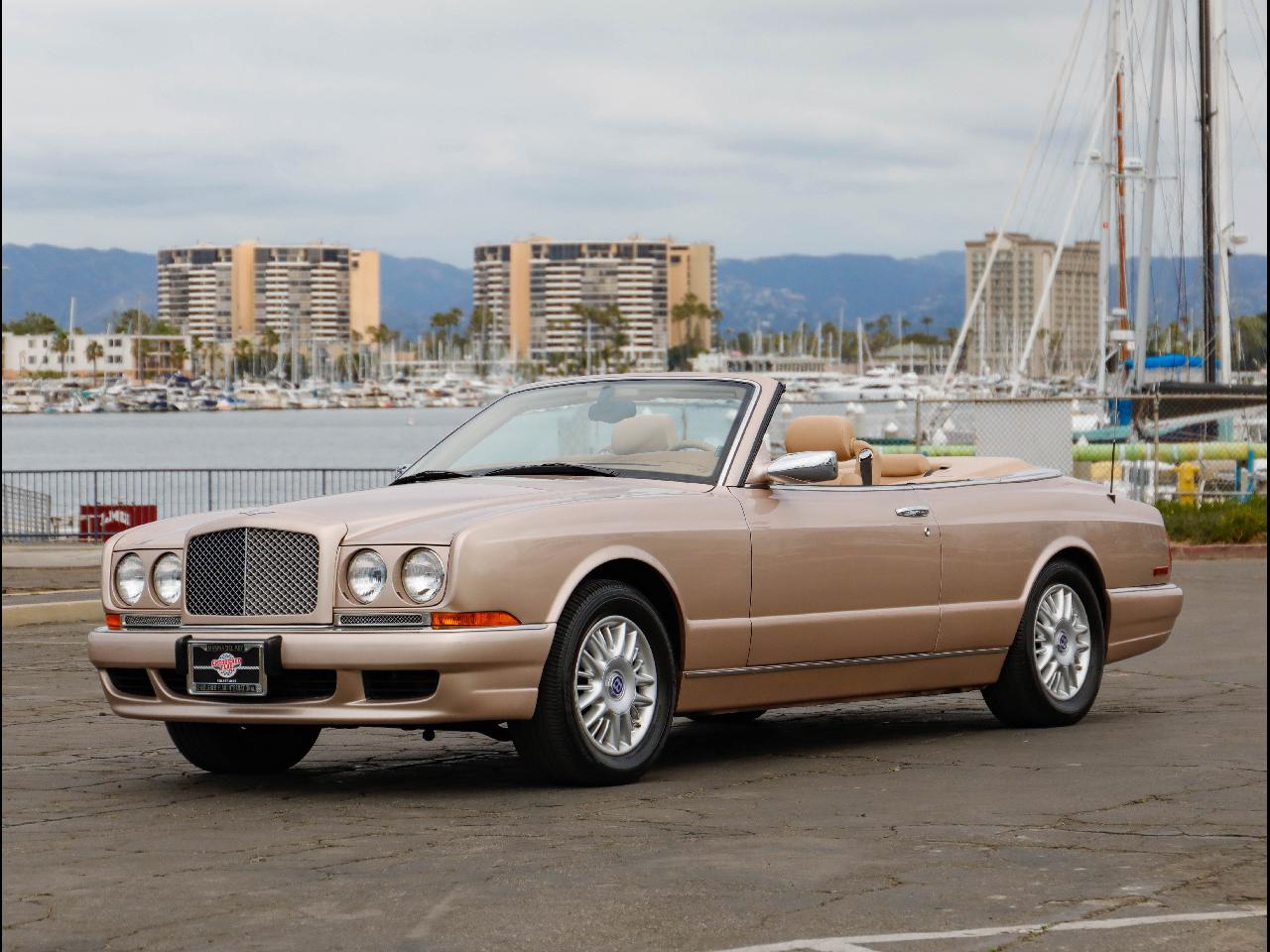Bentley Azure 2002 $74500.00 incacar.com