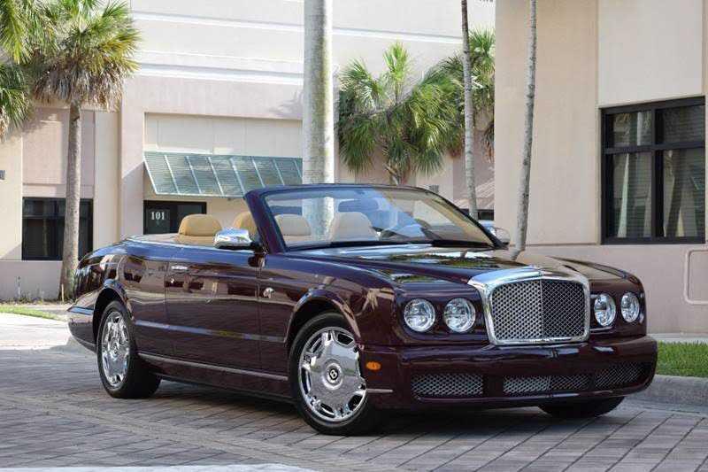 Bentley Azure 2009 $109500.00 incacar.com
