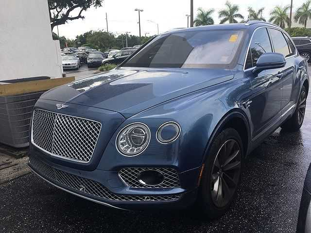 Bentley Bentayga 2017 $149500.00 incacar.com