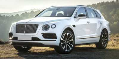used Bentley Bentayga 2017 vin: SJAAC2ZV9HC012536