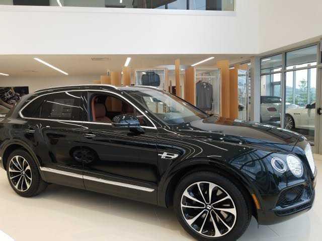 Bentley Bentayga 2017 $229900.00 incacar.com