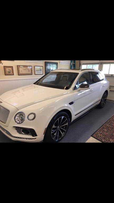 Bentley Bentayga 2017 $195950.00 incacar.com