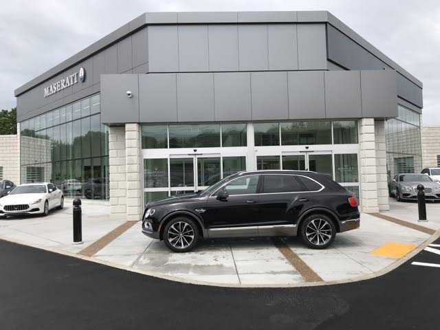 Bentley Bentayga 2017 $219999.00 incacar.com