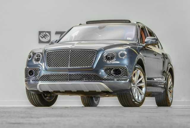 Bentley Bentayga 2017 $189200.00 incacar.com