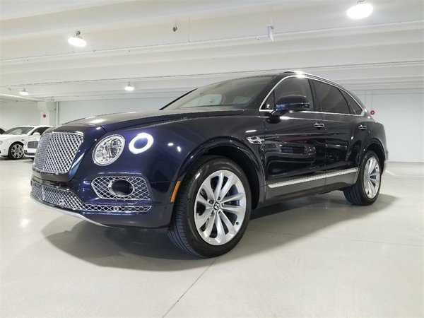 Bentley Bentayga 2017 $142900.00 incacar.com