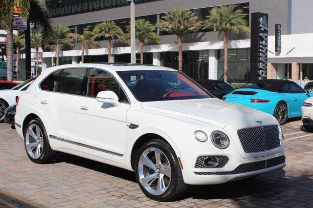 Bentley Bentayga 2018 $199800.00 incacar.com