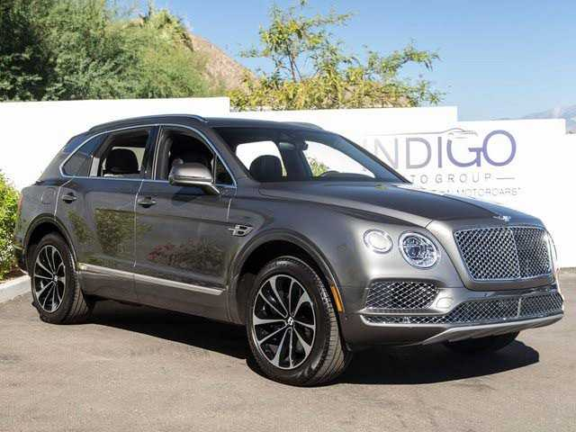 Bentley Bentayga 2018 $229990.00 incacar.com