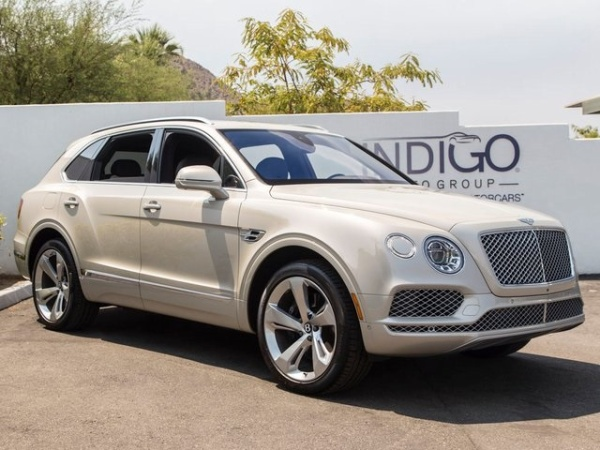 Bentley Bentayga 2018 $239990.00 incacar.com