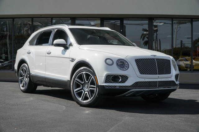 Bentley Bentayga 2018 $199900.00 incacar.com