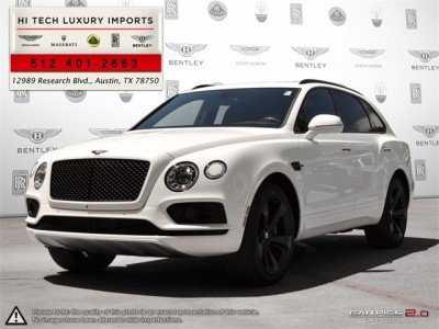 Bentley Bentayga 2018 $207900.00 incacar.com