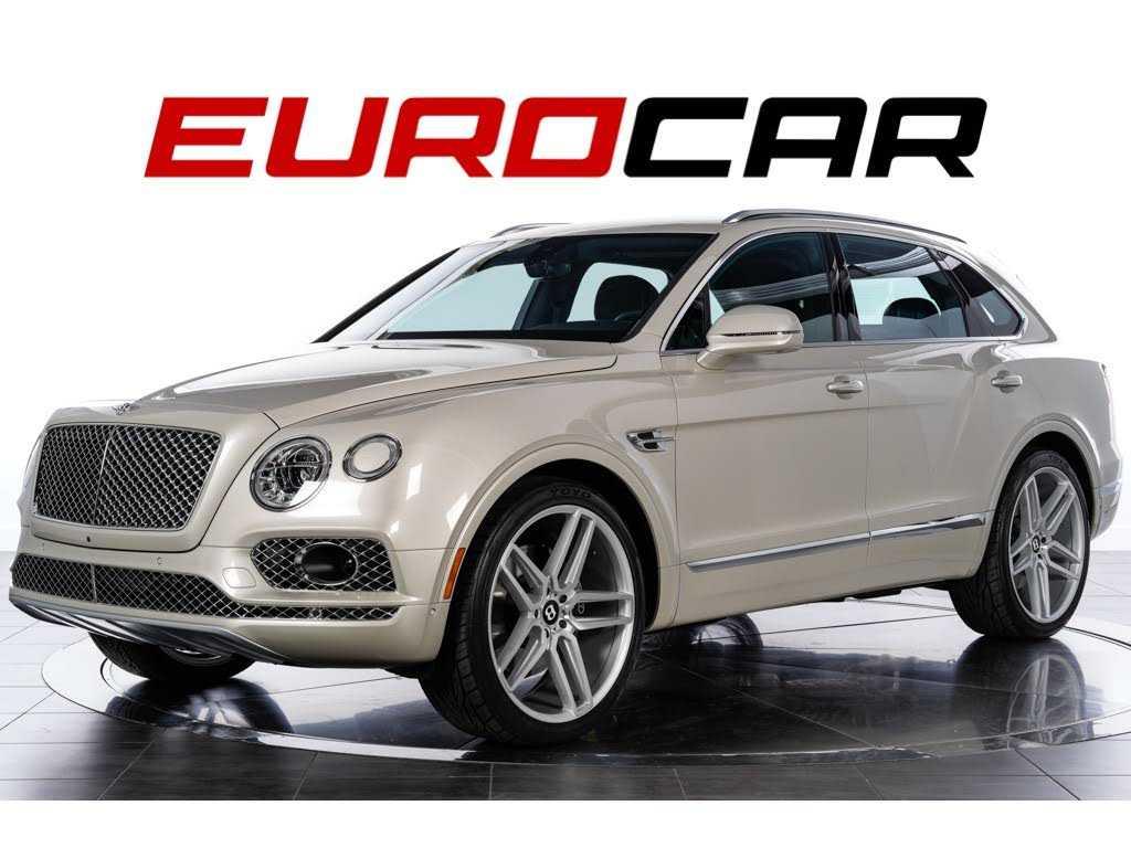 Bentley Bentayga 2018 $209999.00 incacar.com