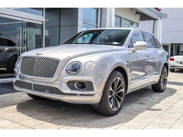 Bentley Bentayga 2018 $215512.00 incacar.com