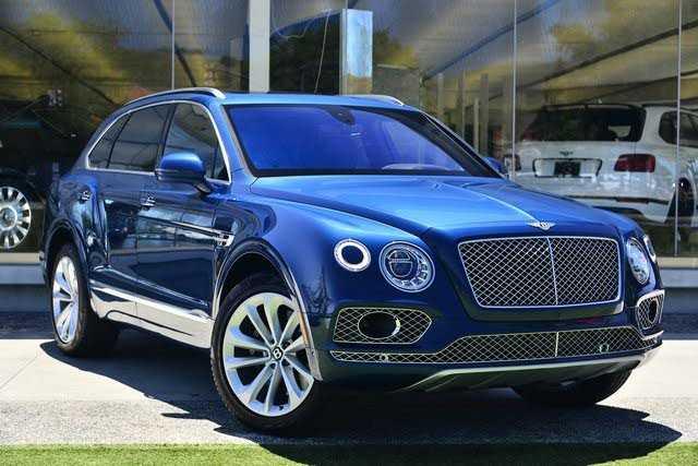Bentley Bentayga 2018 $199790.00 incacar.com