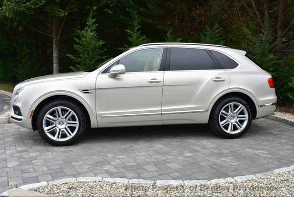 Bentley Bentayga 2018 $178995.00 incacar.com