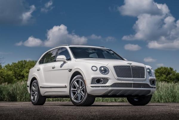 Bentley Bentayga 2018 $179777.00 incacar.com