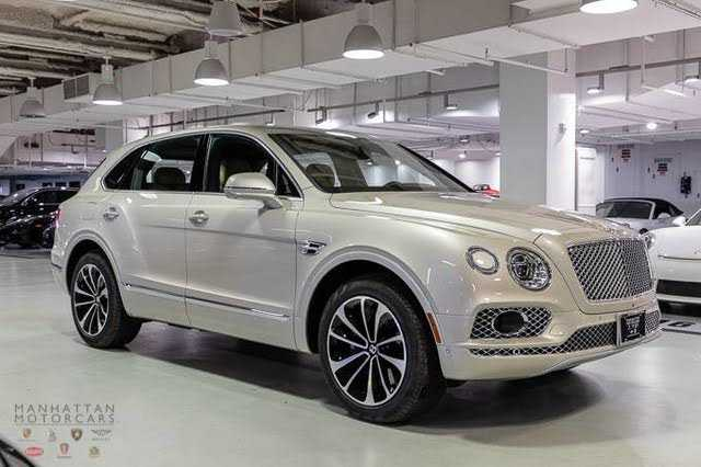 Bentley Bentayga 2018 $185995.00 incacar.com