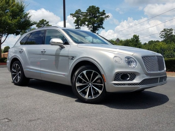 Bentley Bentayga 2018 $227993.00 incacar.com
