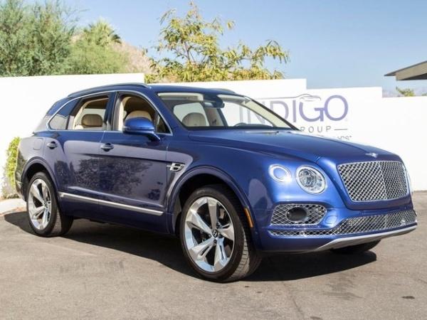 Bentley Bentayga 2018 $235990.00 incacar.com