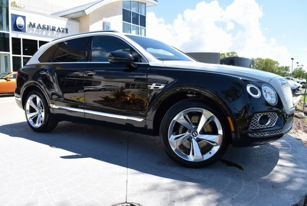 Bentley Bentayga 2018 $209038.00 incacar.com