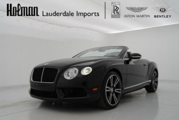 Bentley Continental GT 2014 $142980.00 incacar.com