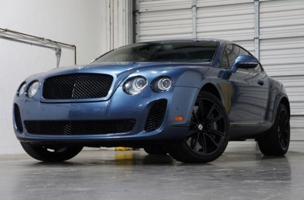 Bentley Continental 2010 $74000.00 incacar.com