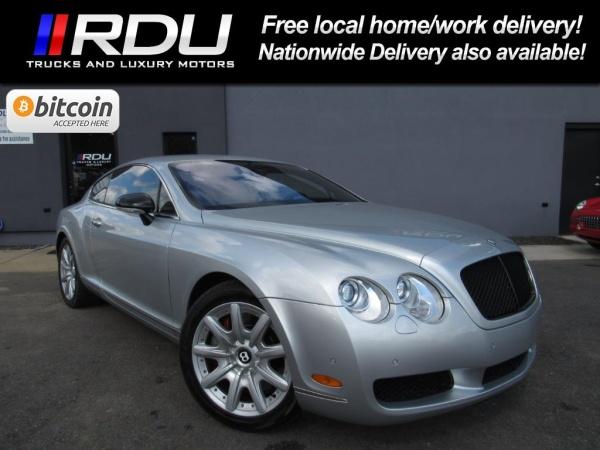 Bentley Continental 2004 $37995.00 incacar.com