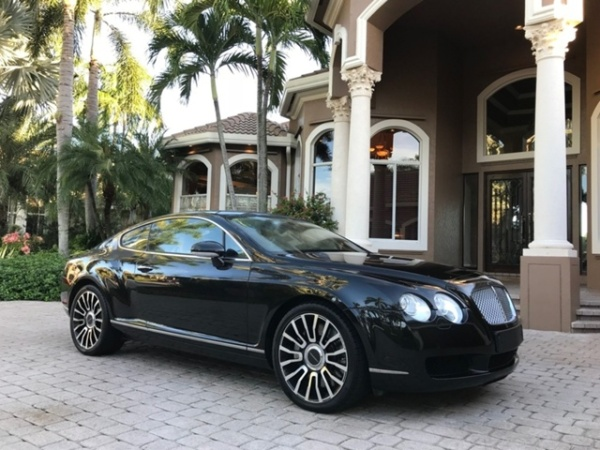 Bentley Continental 2004 $43998.00 incacar.com