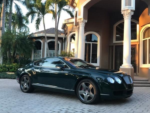 Bentley Continental 2005 $46998.00 incacar.com