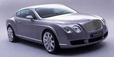 used Bentley Continental 2005 vin: SCBCR63W75C029347