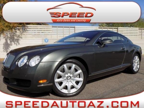 Bentley Continental 2005 $36950.00 incacar.com